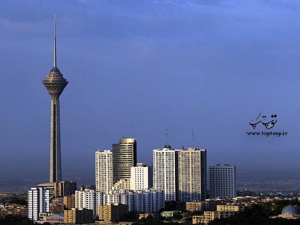 شعر درباره شهر تهران
