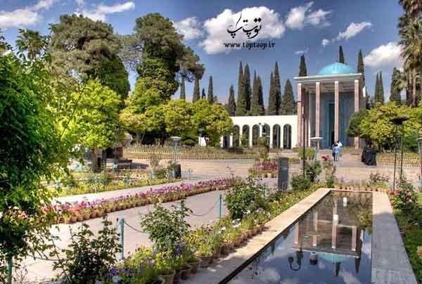 اشعار زیبا راجع به شهر شیراز