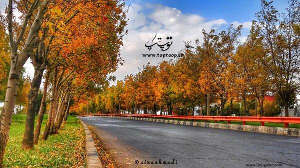گلچین شعرهای قشنگ راجع تهران