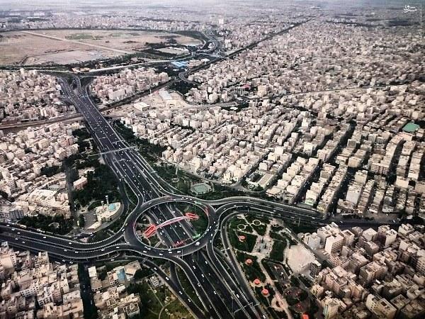 شعر درباره شهر من تهران