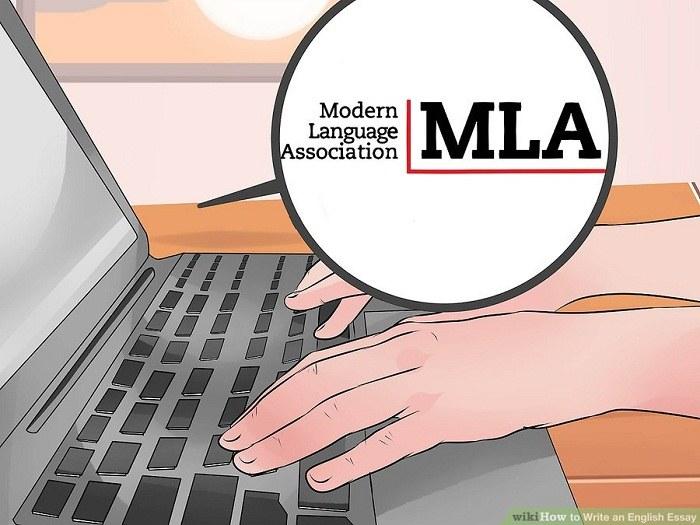 استفاده از سبک MLA