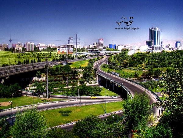شعر درباره تهران زیبا