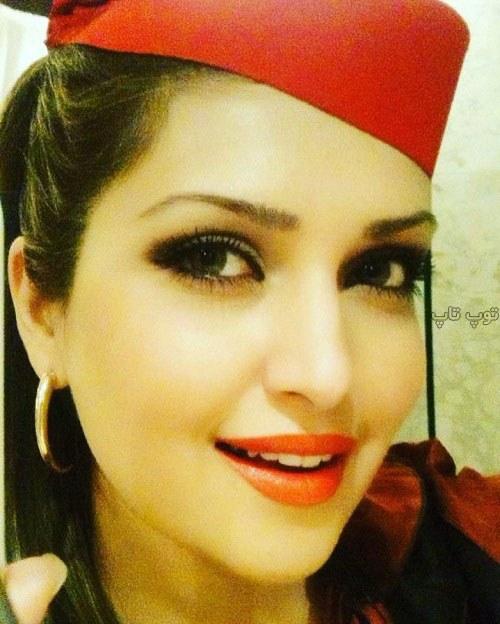 عکس دختر افغانی زیبا