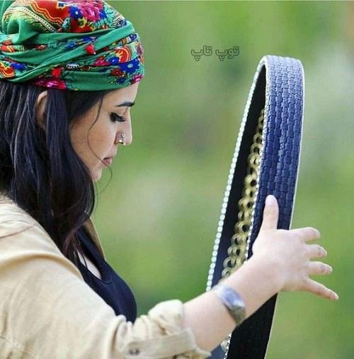 عکس دختر افغانی محلی