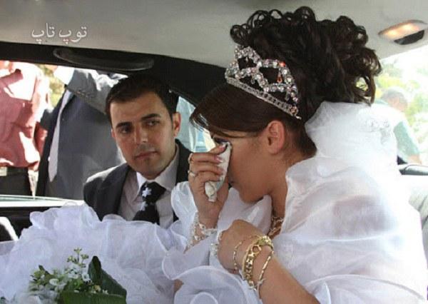 متن خداحافظی عروس از خانواده