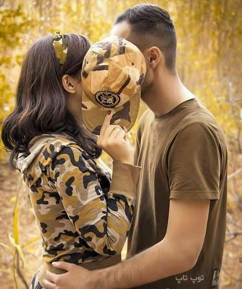 متن عاشقانه درباره سربازی