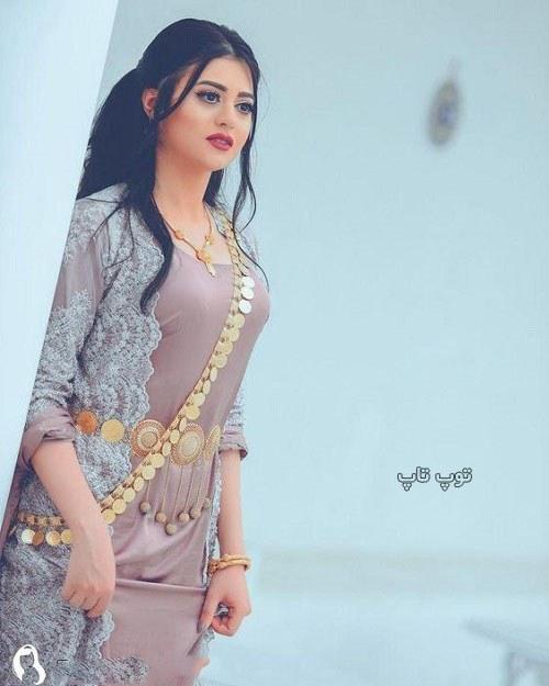 عکس دختر افغان زیبا 2020 جدید