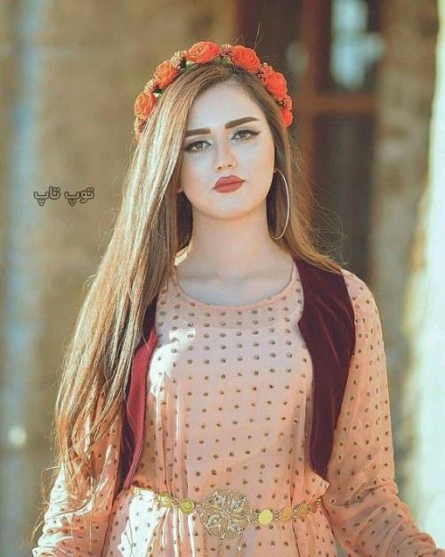 عکس های خوشگل ترین دختر افغانی