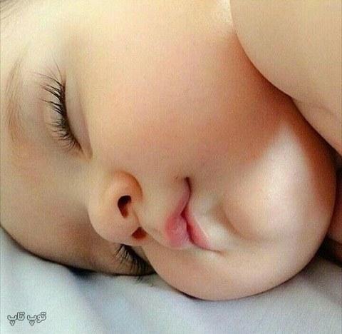 عکس بچه کوچولو ناز و خوشگل