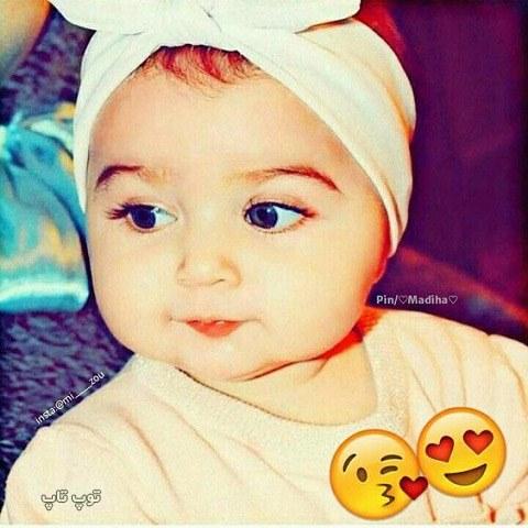 بچه ناز و خوشگل