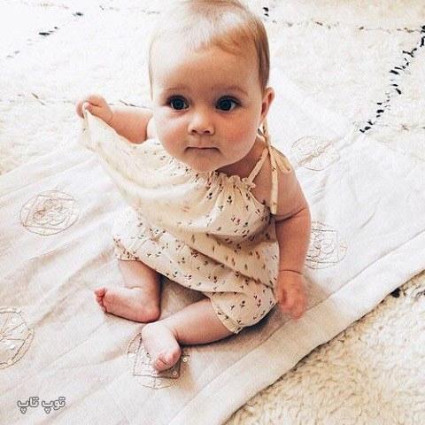 عکس دختر بچه خوشجل موشجل