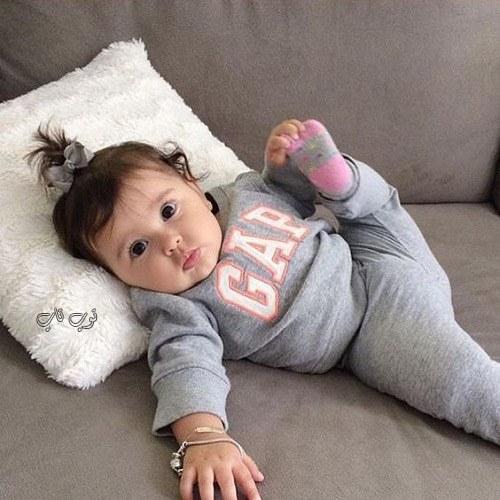 عکس دختر بچه ناز برای پروفایل
