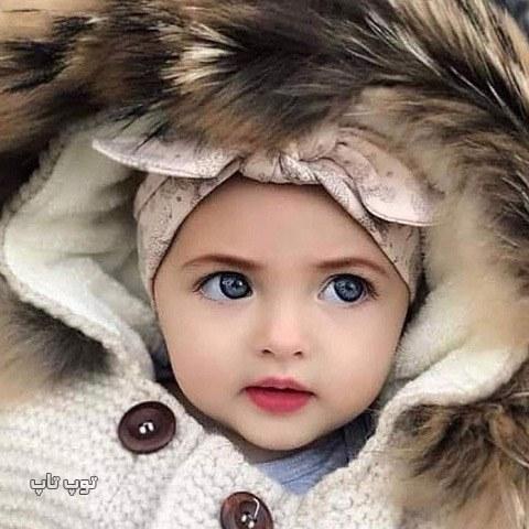 عکس بچه کوچولو های خوشگل