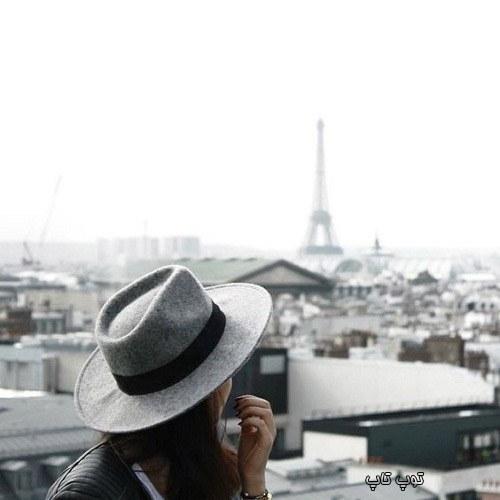عکس پروفایل برج ایفل دخترانه 2020 جدید