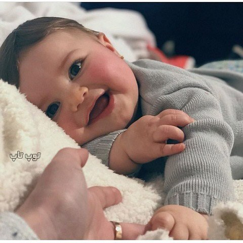 عکس بچه خوشگل پسر کوچیک