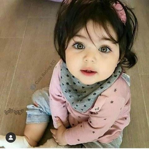 عکس بچه کوچولو قشنگ