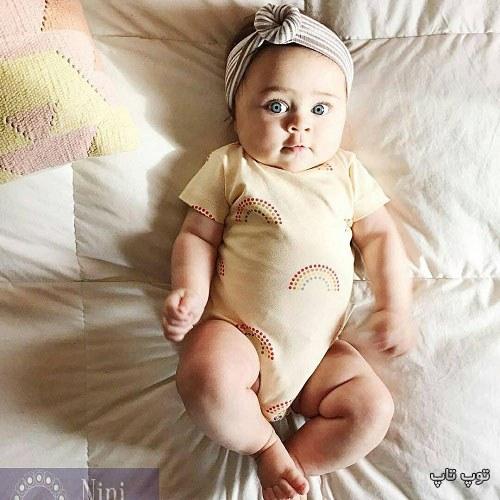 عکس بچه خوشگل نوزاد