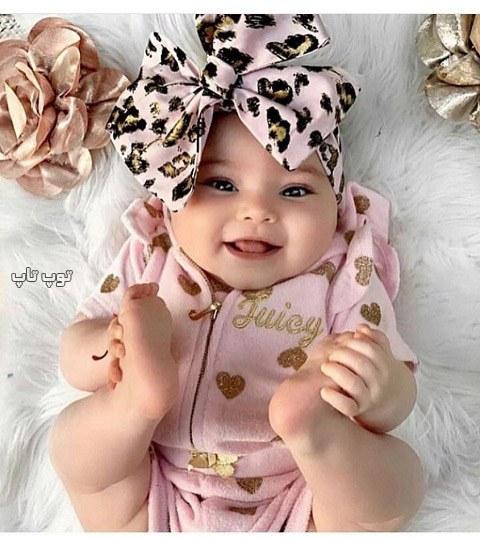 عکس کوچولو های خوشگل و بامزه برای پروفایل