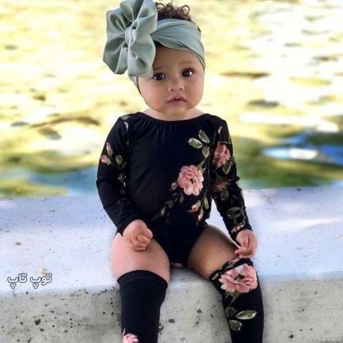 عکس بچه کوچولو زیبا