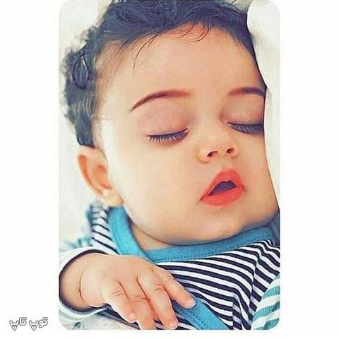 عکس بچه قشنگ برای پروفایل