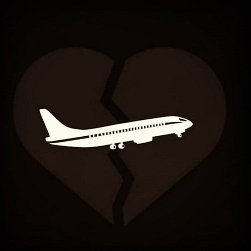 پروفایل زیبا برای تسلیت سانحه هواپیمای اوکراین