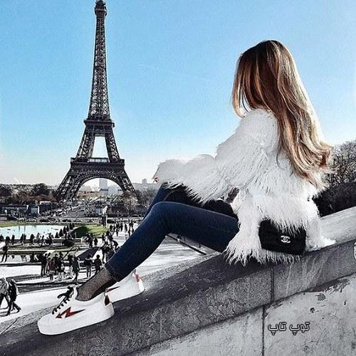 عکس از برج ایفل مناسب واسه پروفایل دخترونه