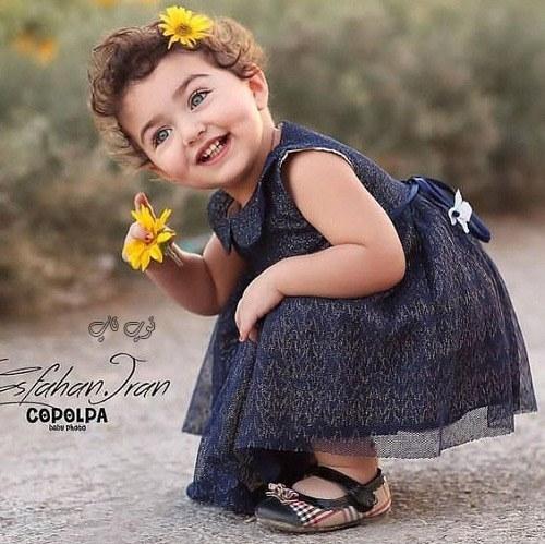تصاویر جدید دخترکوچولوهای خوشگل