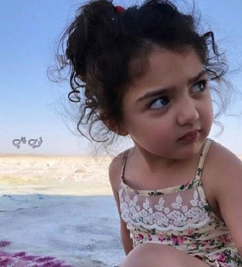 گالری عکس دختر کوچولوی خوشگل