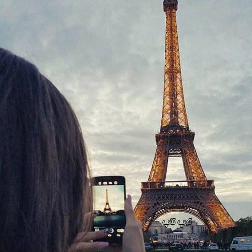 عکس پروفایل برج ایفل دخترونه خوشگل