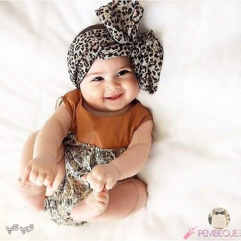 عکس دختر بچه خوشگل و خوشتیپ