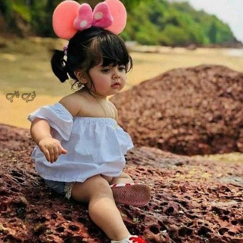 تصاویر دختر کوچولوی زیبا