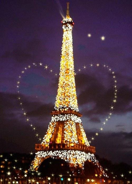 عکسهای زیبای برج ایفل