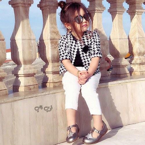 عکس دختر کوچولو ایرانی ناز