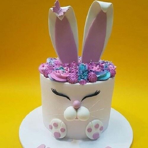 کیک تولد های دخترانه در سبک های مختلف