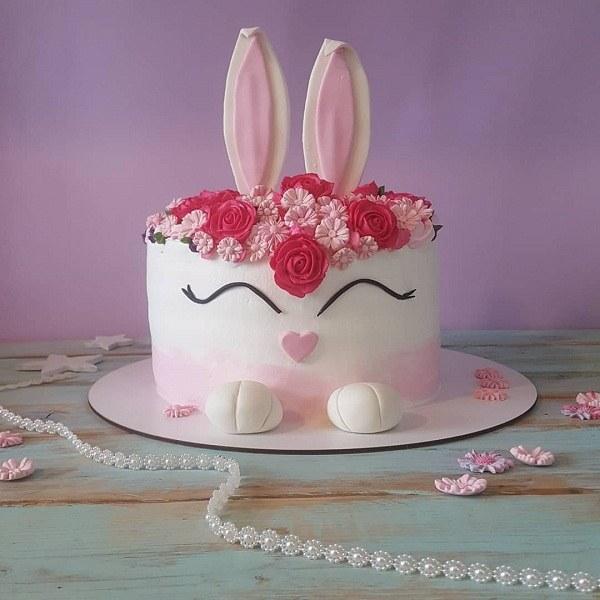 عکس کیک تولد دختر نوجوان
