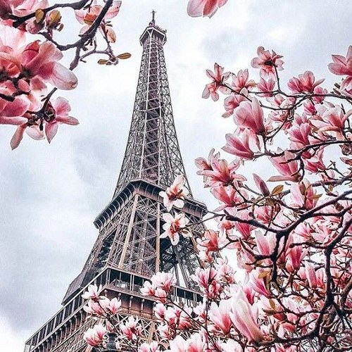 عکس زیبای برج ایفل برای پروفایل