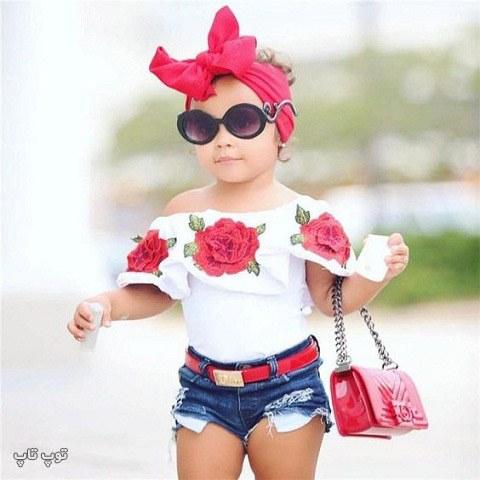 عکس بچه کوچولو بامزه