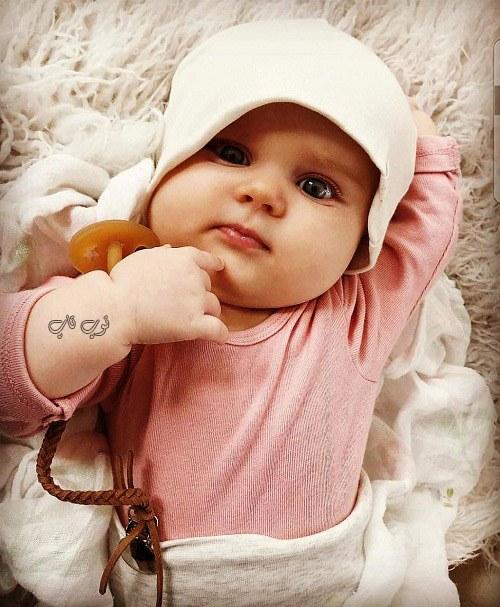 عکس دختر بچه ناز 1399 جدید