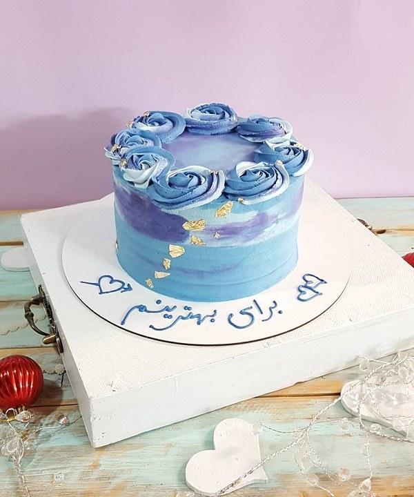 کیک تولد های دخترونه و شیک