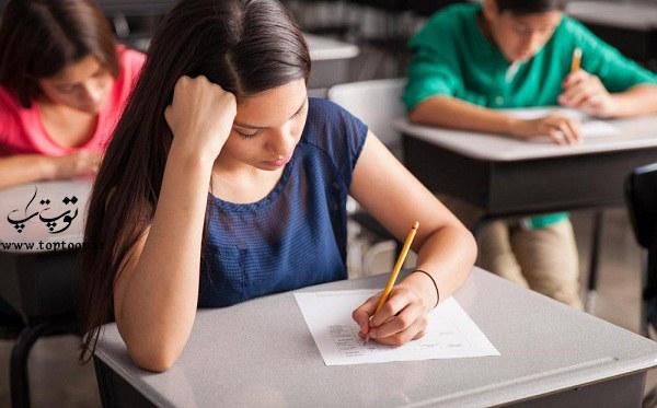 تعبیر خواب نمره بد گرفتن در امتحان های مهم
