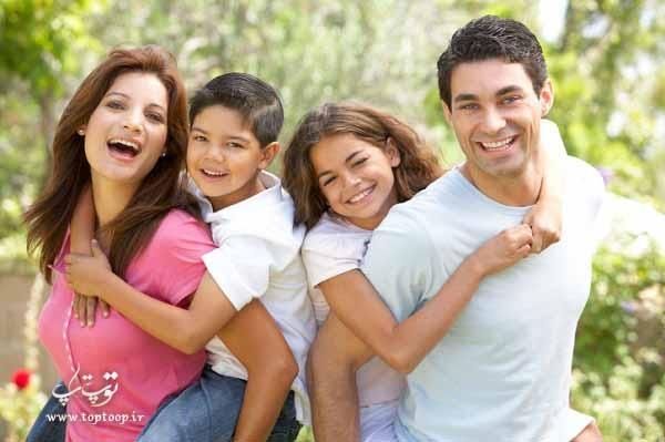 جملاتی در مورد دوست داشت خانواده