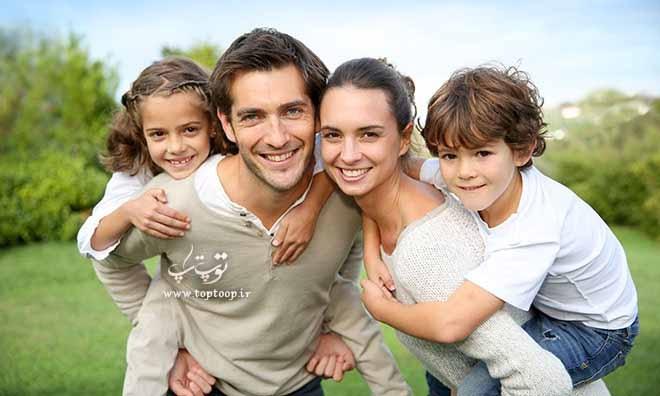 متن برای دوست داشتن خانواده