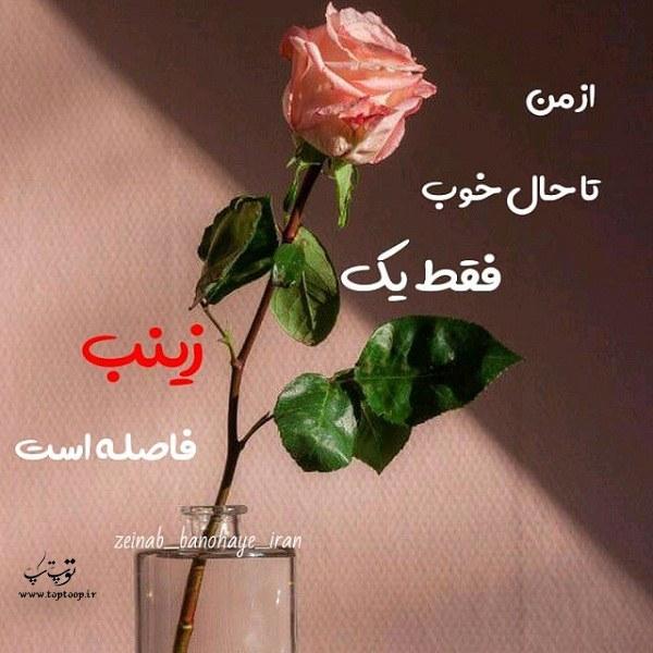 عکس پروفایل اسم زینب
