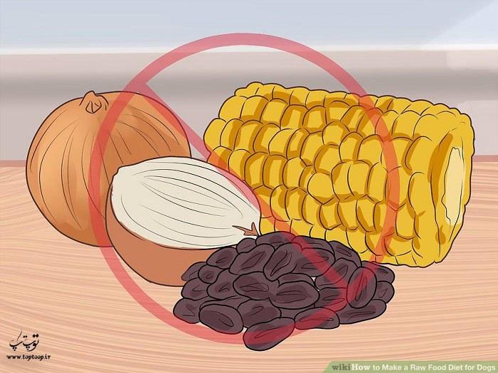 اجتناب در مورد برخی از غذاها