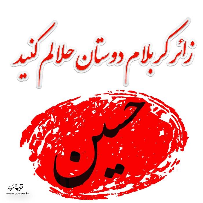 متن های زیبای حلالیت طلبیدن برای سفر به کربلا