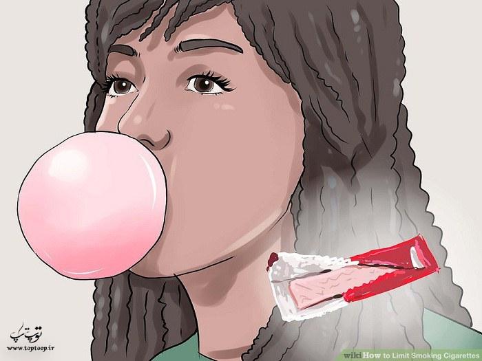 وابستگی دهانی جایگزین کنید