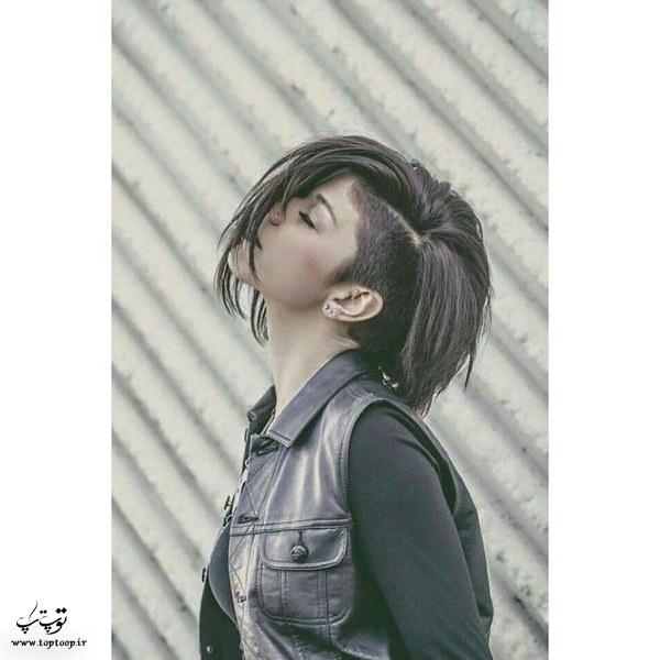 عکس پروفایل دخترانه موکوتاه 2020 جدید