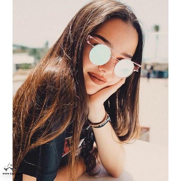 عکس دخترونه خوشتیپ و عینکی 2020 جدید