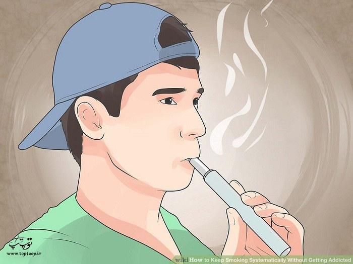 در نظر گرفتن سیگار های برقی
