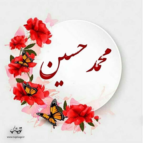 لوگوی اسم محمدحسین